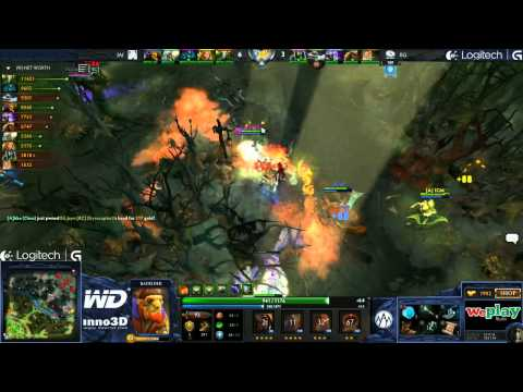 EG vs Alliance - Game 1 (WePlay.TV - Playoffs)