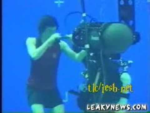 Making of Goblet of Fire Video