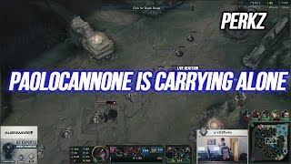 G2 Perkz: Paolocannone is Carrying Alone