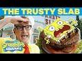 Trusty Slab 🍔 SPONGEBOB