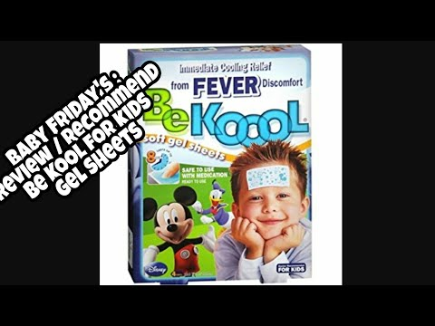Baby Friday's : Be KooL gel sheets   review (recommend)