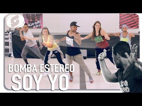 BOMBA ESTEREO - SOY YO - Salsation choreography by Alejandro Angulo