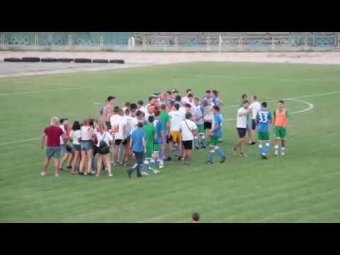 Відеоогляд голів та серії пенальті: МФК Кристал Херсон - Агробізнес Волочиськ 1:1 (по пен. 4:2)
