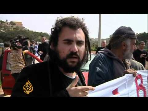 French far-right leader visits Lampedusa