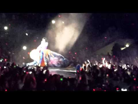 Katy Perry- Firework (live In Riga, Latvia) video