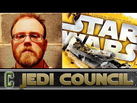 Life Debt (Aftermath) Author Chuck Wendig Interview - Jedi Council