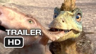 Walking With Dinosaurs 3D TRAILER 1 (2013) - CGI Movie HD