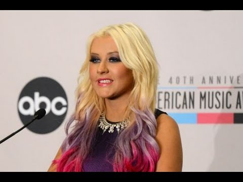 Christina Aguilera Announces 2012 American Music Award Nominations- FULL LIST