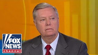 Graham calls for an investigation into Biden's ties with Ukraine