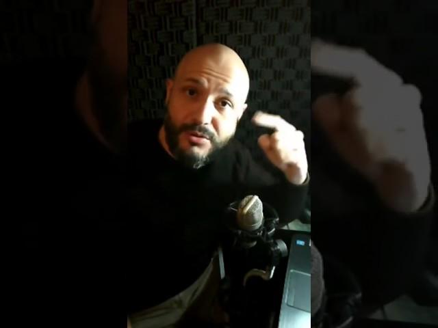 Liberdade para ser e deixar de ser - Flavio Siqueira (Ao vivo na radio)