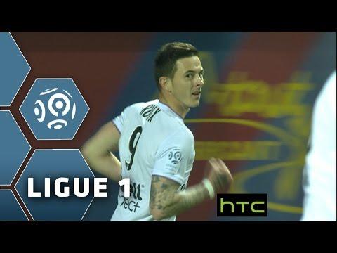 GFC Ajaccio - AS Saint-Etienne (0-2)  - Résumé - (GFCA - ASSE) / 2015-16
