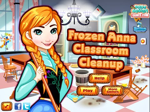 frozen online free games for kids