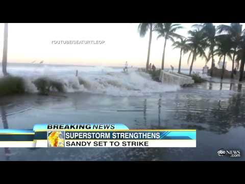 Hurricane Sandy: A Once-in-a-Generation Storm