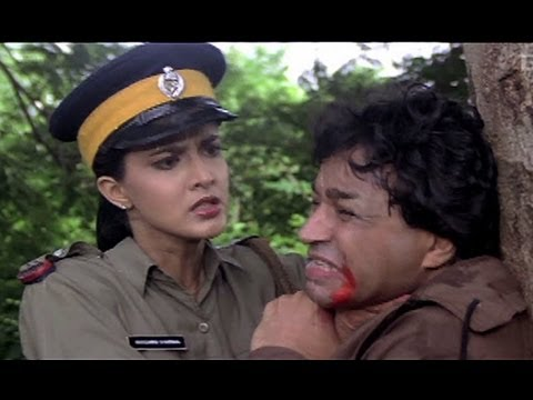 Shikha Swaroop Is A Brave Police Inspector - Lady Robinhood