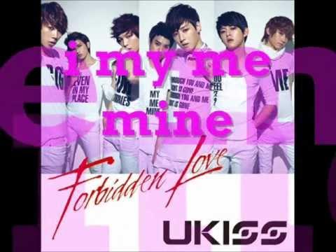 U-kiss - Forbidden Love (sample Message Alert Tone) video
