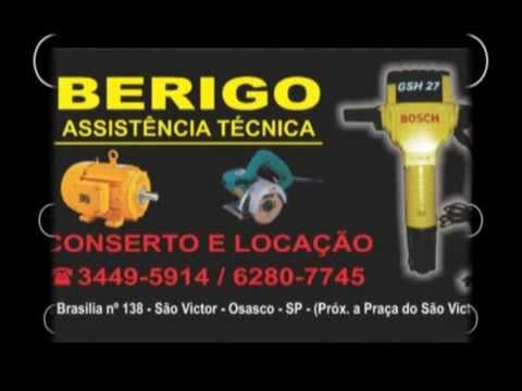 BERIGO CONSERTO E LOCAÇÃO (0**11) 3449-5914/25761379 www.berigo.webnode.com.br