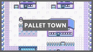 Pallet Town (Pokemon Red, Blue, and Yellow) - French Horn Cover