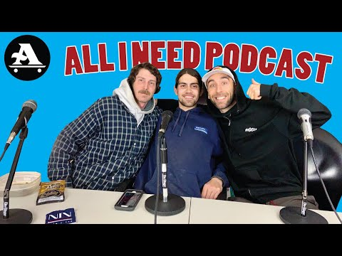 AIN podcast: Drunking Nights, Louie Barletta's Age, Working with Purpose and Bert & Ernie style