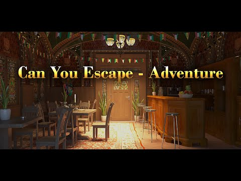 Can You Escape - Adventure APK Cover