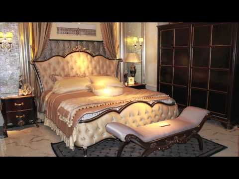 Furniture for expensive homes and hotels - Foshan Louvre Mall
