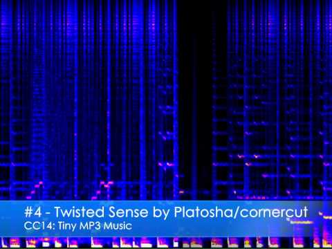 CC14 Live: Tiny MP3 Music - #4 'Twisted Sense'