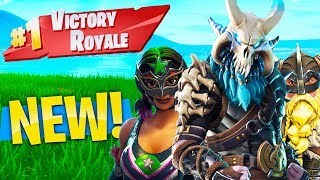 NEW VICTORY ROYALE IN FORTNITE BATTLE ROYALE!!