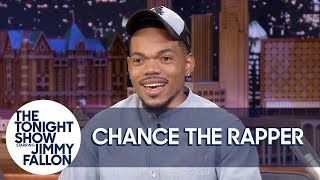 Chance the Rapper Voiced a Secret Role in The Lion King