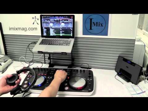Pioneer DDJ ERGO V Review Virtual DJ controller setup imixmag.com