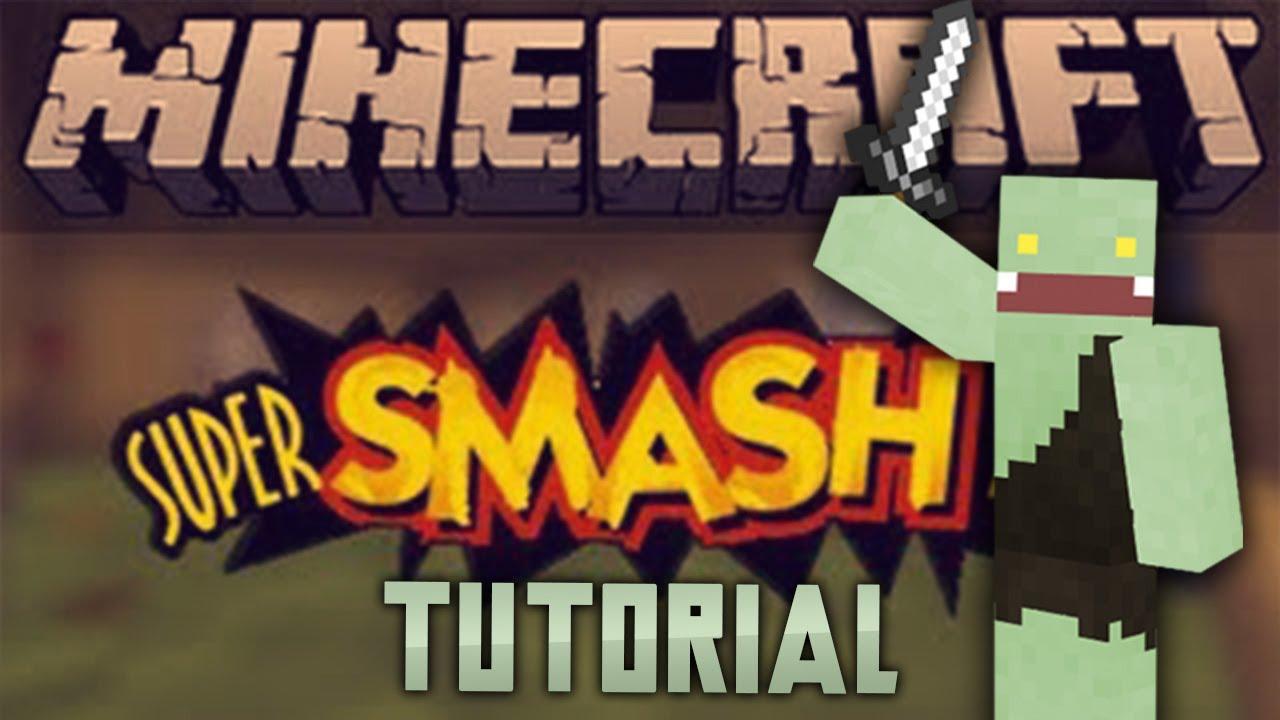 minecraft smash neu tutorial wie spiele ich smash ungespielt youtube. Black Bedroom Furniture Sets. Home Design Ideas