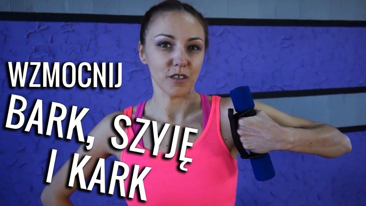 Mięśnie Szyi Ćwiczenia Ćwiczenia Wzmacniające Mięśnie