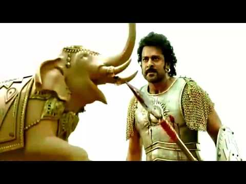 Bahubali fight background music