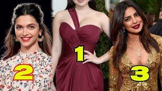New List of Top 10 Most Beautiful Bollywood Actresses In 2018:Top 10 Beautiful Actresses Of Bollywoo