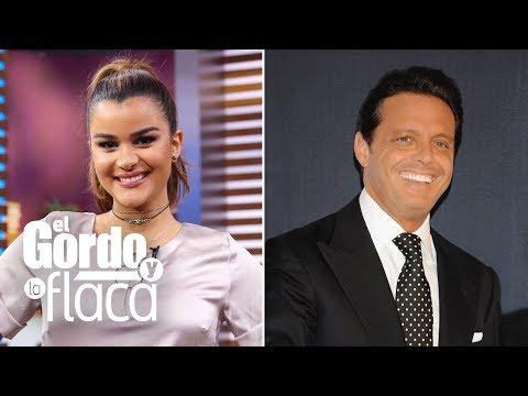 Así fue el encuentro entre Clarissa Molina y Luis Miguel | GyF
