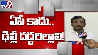 YCP MPs should fight in Delhi, not call for bandh : Minister Somireddy