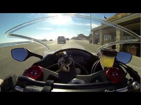 2013 ZX10R GoPro Hero 3 Black Edition