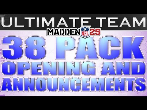 Madden 25 Ultimate Team All Types Of Shit & Announcements From Wyza
