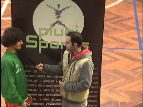 IX Torneio dos Reis: AP Porto 7-1 FP Galiza Entrevistas AP Porto