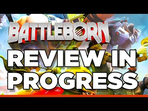 Battleborn Review in Progress