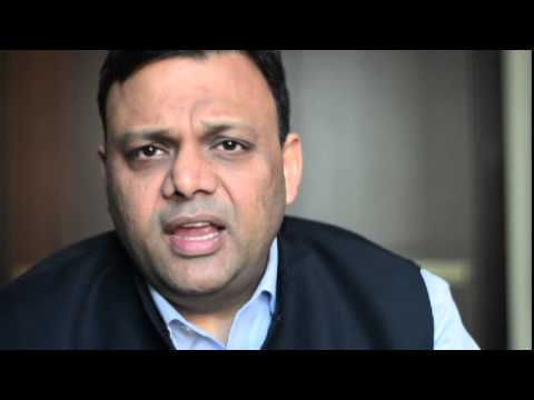 Arvind Gupta, ICT Business Award 2014