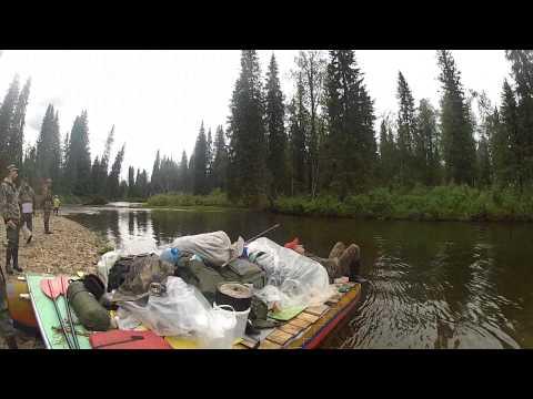 рыбалка на реке яйва пермский край