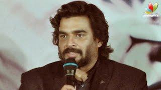 Press Interaction: No script in Kollywood impresses me : Madhavan