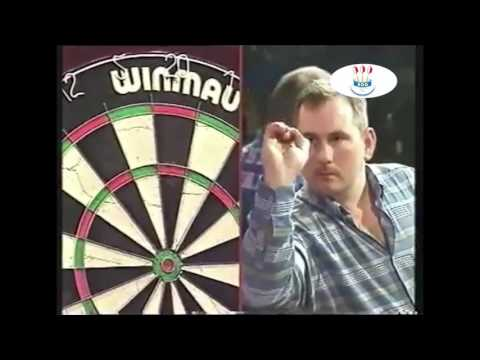 Darts World Masters 1998 Semi Final Warriner vs James