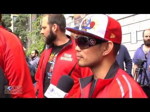 Does Nonito Donaire still love boxing Its half  half definitely a job