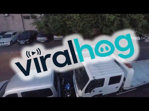 Motorcycle Theft Karma || ViralHog