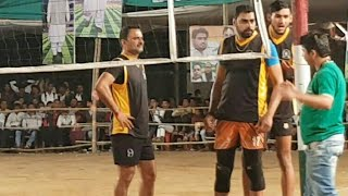 Angry rohit rana India volleyball player best match 2019