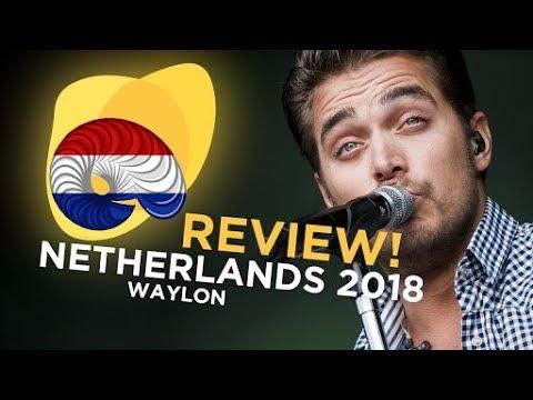 EUROVIEWS 2018: 🇳🇱THE NETHERLANDS