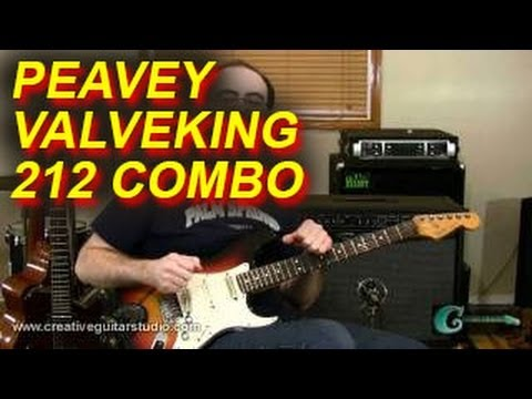 GEAR REVIEWS: Peavey ValveKing
