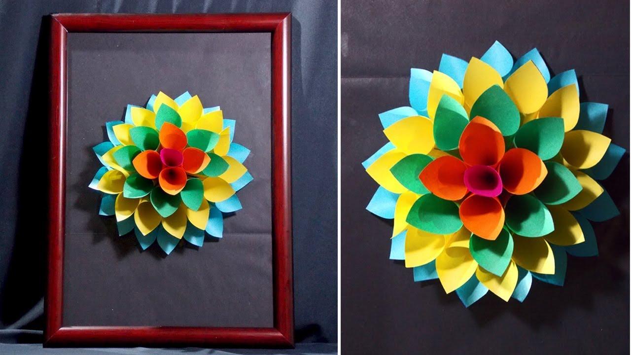 Сделать цветок подарок 70