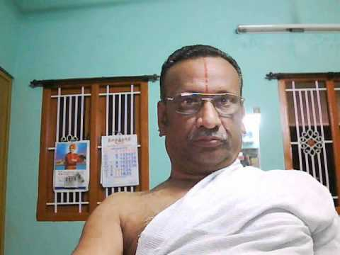 Andal Thiruppavai-28-ramanathan's Speech 0001.wmv video