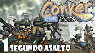 Conker Live And Reloaded Multiplayer parte 1